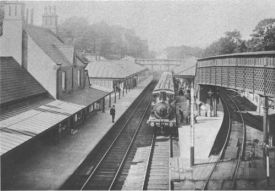 marple station