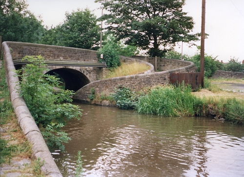 No 2 Bridge Macclesfield Canal