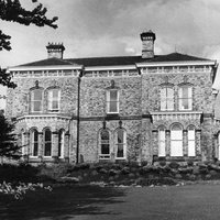 Woodville Hall : Built by John Carver