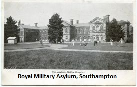 Royal Military Asylum, Southampton