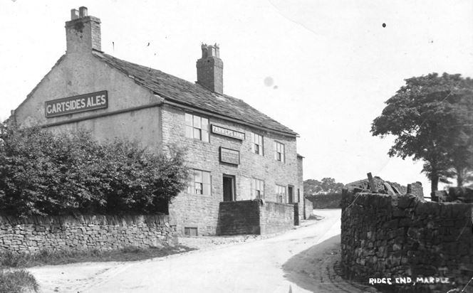 Farmers Arms Ridge End