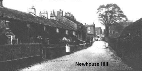 Newhouse Hill, Mellor